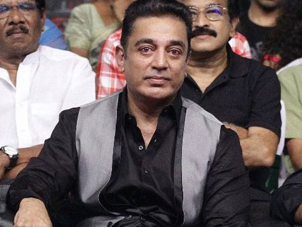 Will continue in acting - Kamal Haasan