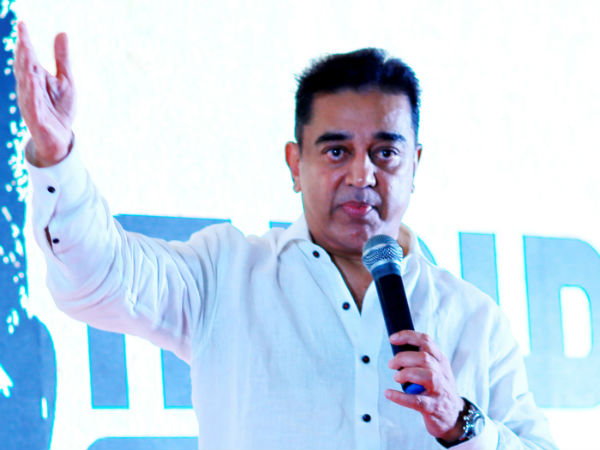 Kamal gets convoy protection before starting party