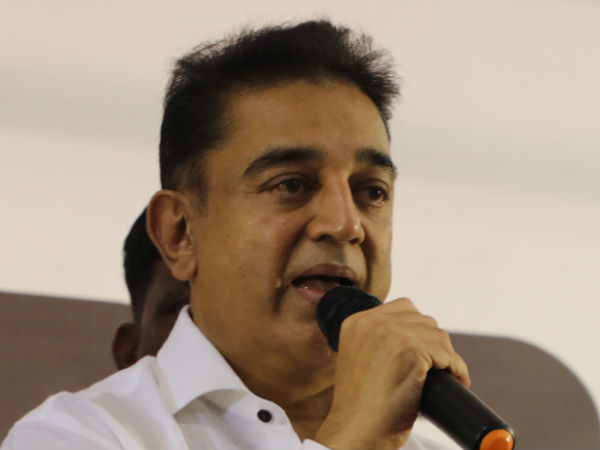We dont forget about the past says Kamalhassan