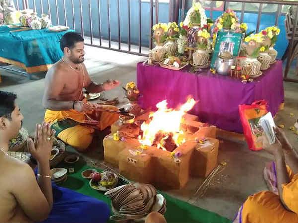 மாசி மகம் பௌர்ணமிக்கு தன்வந்திரி பீடத்தில் யாகத் திருவிழா