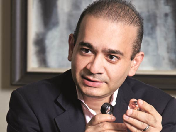 ED searches in 21 places which belongs to Nirav Modi