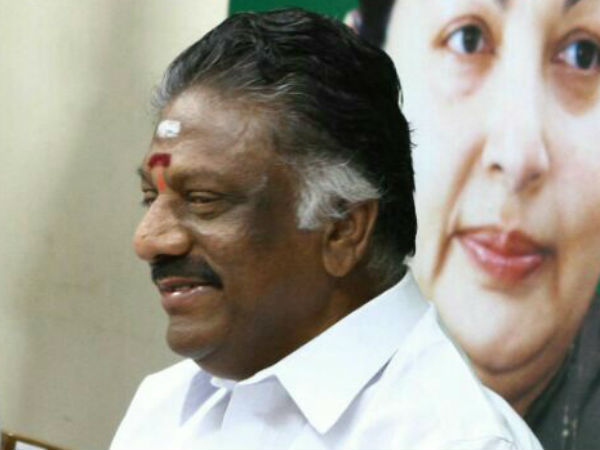 OPS about DMK Leader Stalin Proposal on Transport Department