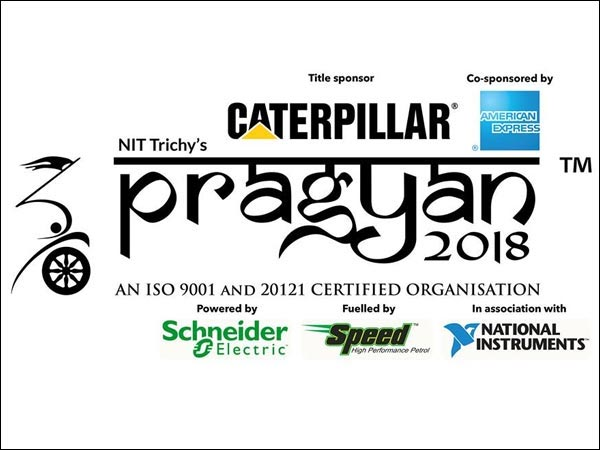 Pragyan: The Biggest Techno-Managerial Fest In South India To Begin At NIT Trichy!