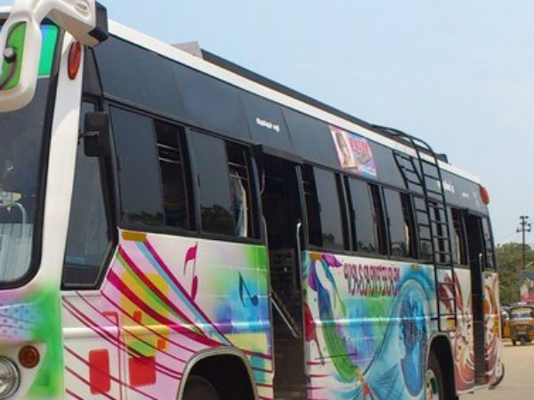 Private Van And Buses Banned To Thirukurungudi Temple
