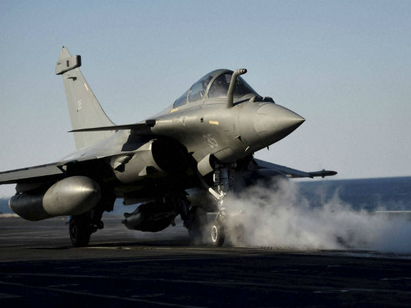 MoD's releases official statement on Rafale deal