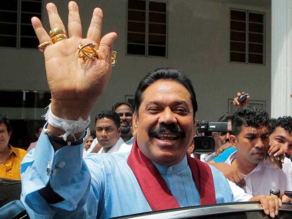 Mahinda Rajapaksa to visit Tirupati on Tomorrow