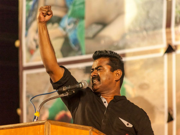 Syria war reminds me Eelam says Seeman