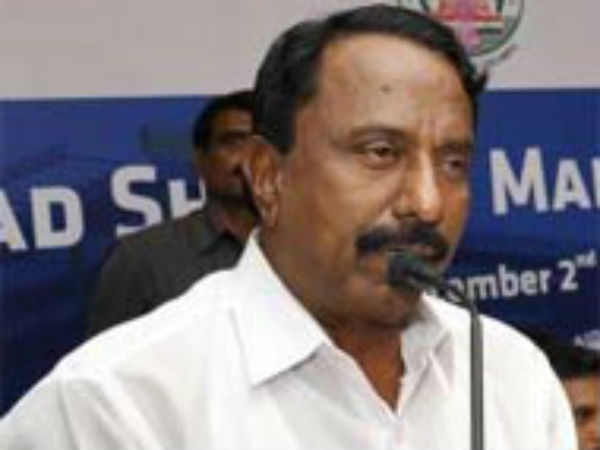 Announcements for educational development are welcome: Senkottaiyan