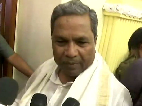 We are happy with this verdict says Karnataka CM Siddaramaiah