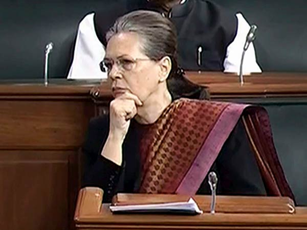 Rahul is the leader for me too says Sonia Gandhi