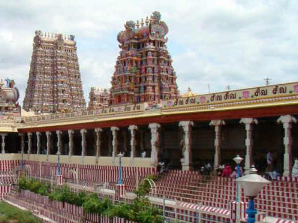 Fire accident in Kumbakonam temple