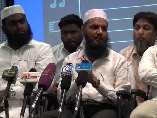 இந்திய லீக் கட்சியின் தலைவர் தடா அப்துல் ரஹீம்  மீது பாய்ந்தது குண்டாஸ்