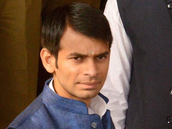 Tej Pratap Yadav says vacated govt bungalow as Nitish released ghosts in it