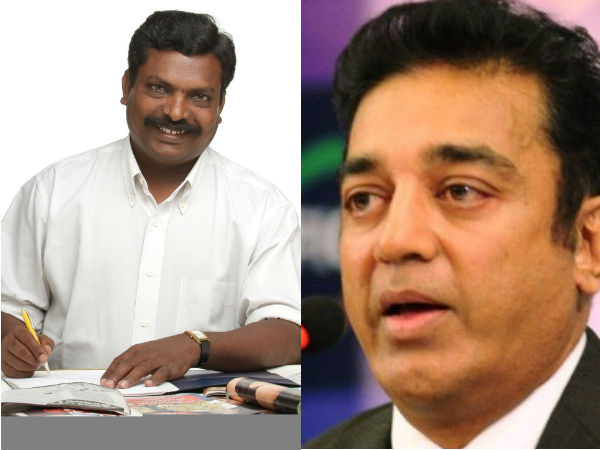 Thirumavalavan invites Kamal for his book release