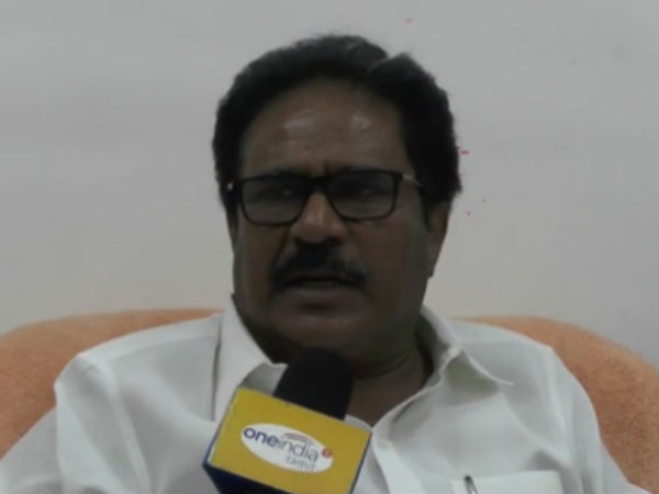 DMK and congress alliance working together as husband and wife: Thirunavukarasar