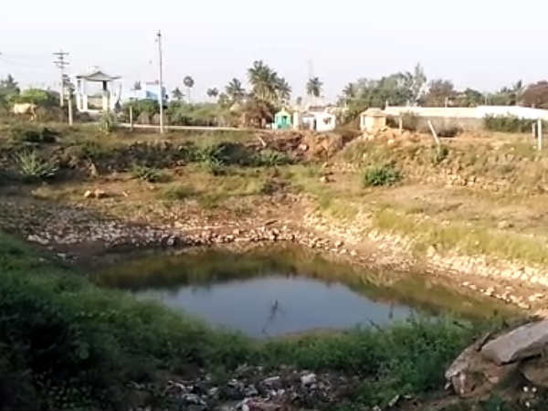 Thiruvannamalai Collector orders to find pools in Girivalapathai