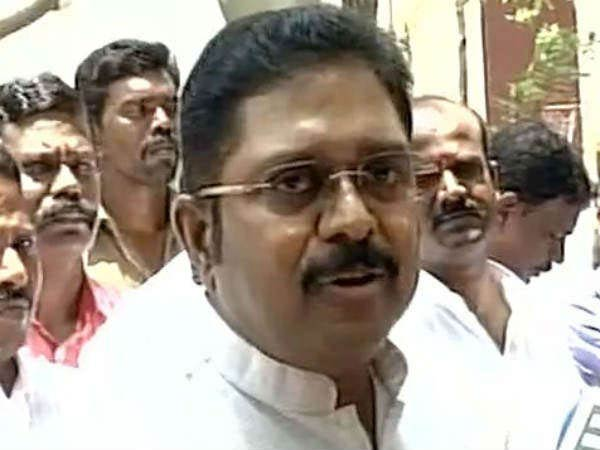 No invitation for TTV Dinakaran in the all party meeting