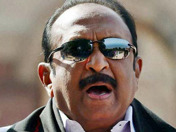 Vaiko says Budget is symbol of failure