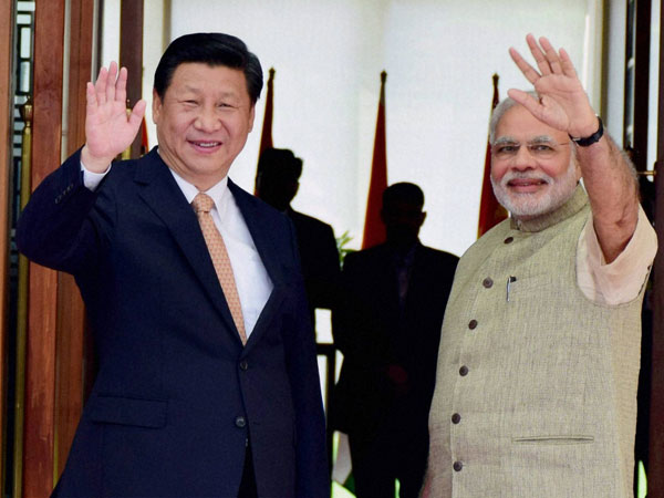 Modi wishes Chinas New President Xi Jinping for election victory