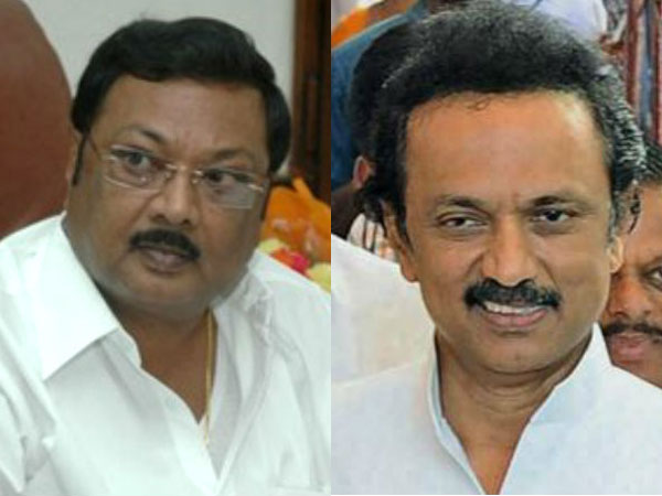 Azhagiri supporter Essaki muthu writes letter to Stalin