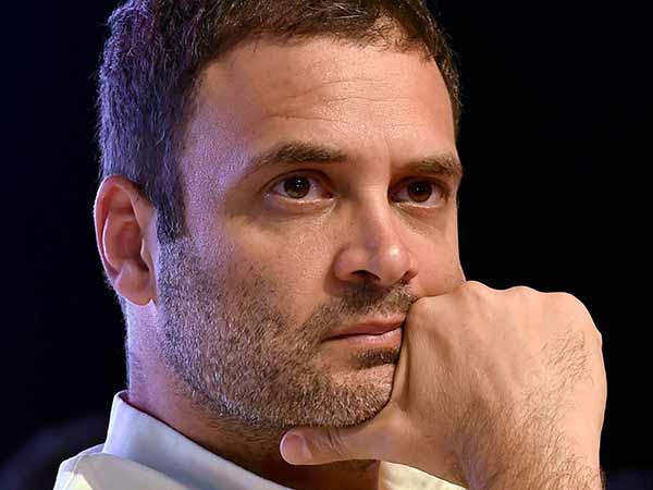 Rahul Gandhi condoles the family of 39 indians who died in Iraq