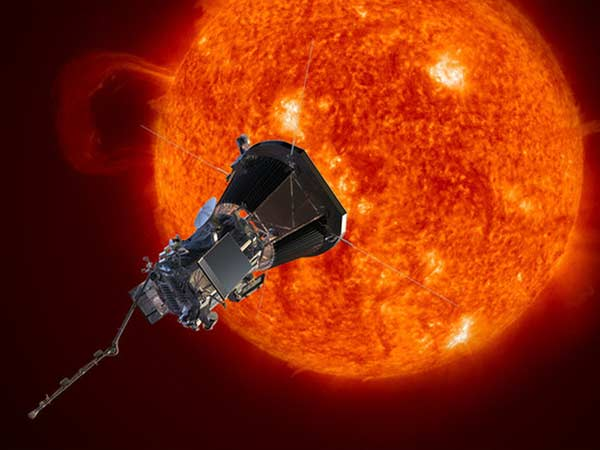 Solar Probe Is Sending Names To The Sun