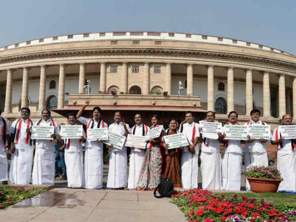 AIADMK MPs Should resign posts for Cauvery