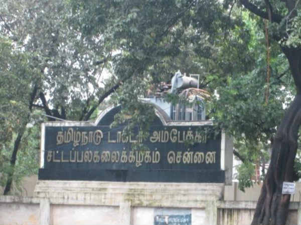 VC appointed for Ambedkar Law University in Chennai