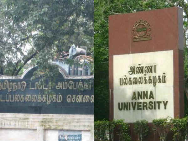 Two former Vice Chancellors raided by the vigilance Department in Chennai
