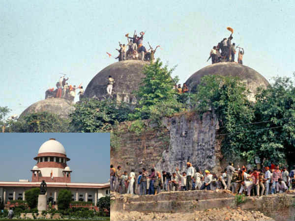 SC rejects 14 pleas to intervene in Ayodhya dispute case