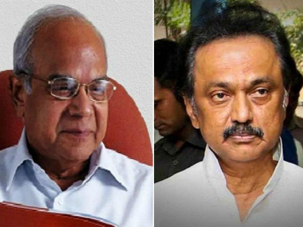 TN Governor calls Stalin for urgent meeting