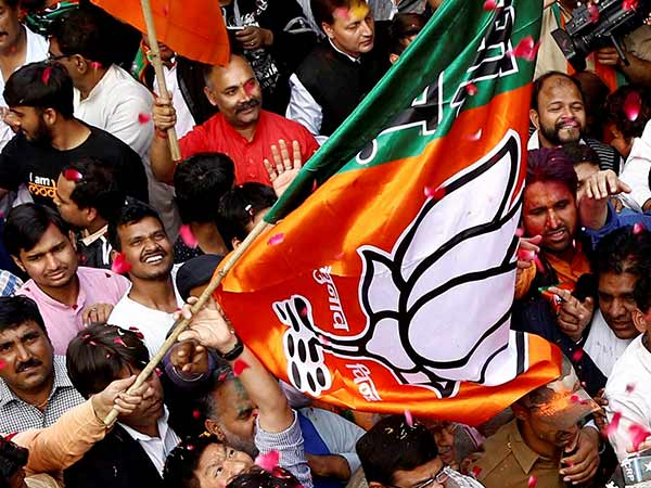 BJP leads in 5 constituencies in Nagaland