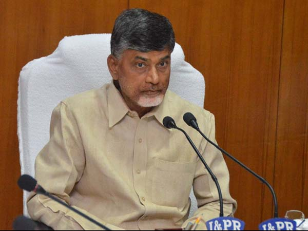 BJP did not fulfil any of its promises says, Chandrababu Naidu