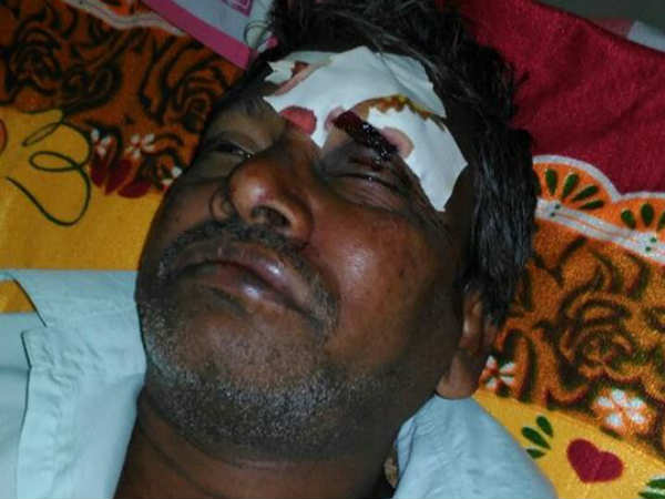 Tripura CPM Cadres Under Attack