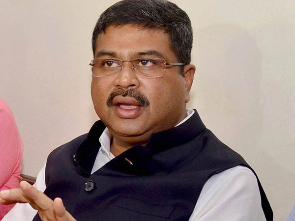 Dharmendra Pradhan submitted a written report at Parliament about Gail project