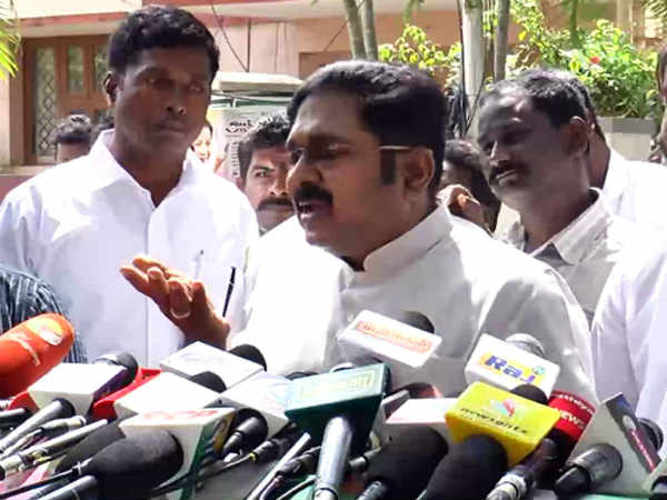TTV Dinakaran says that Apollo should explain about removal of CCTV