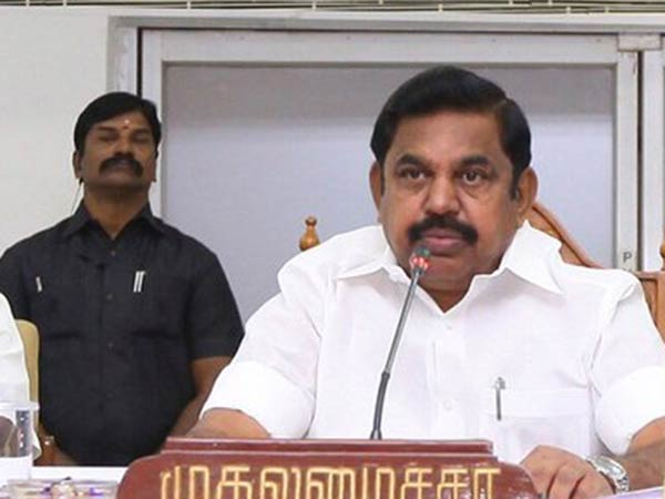 Theatre Owners meets CM Edappadi Palanisamy