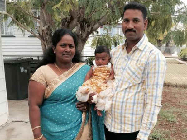 A Eelam Tamil family wins reprieve minutes before deportation