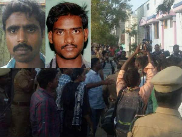 Vadipatti magistrate begins investigation on rowdies encounter