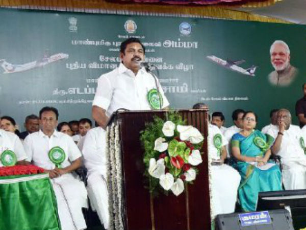 Good relationship is need between Central and State says TN CM