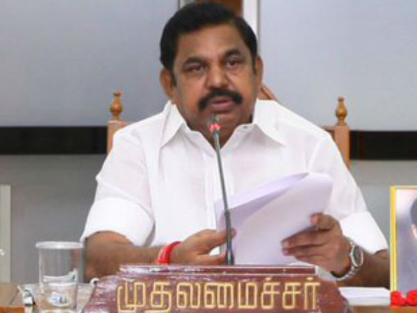 Will think about the release of Rajiv murderers if law allows says TN CM Edappadi Palanisami