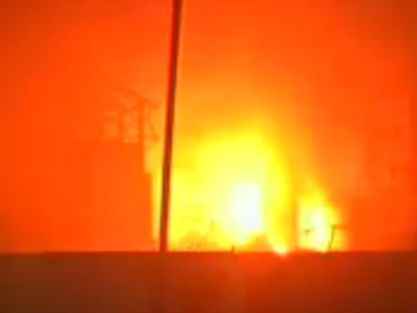 Fire broke out in a chemical factory in Palghar's Tarapur killed 3