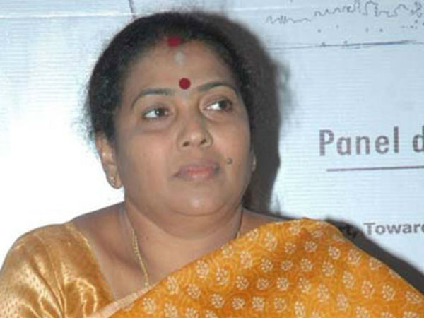 ADMK spokesperson Gokula indira says centres action is much worried