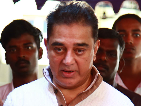 Kamal Haasan feels bad about Theni Forest Fire
