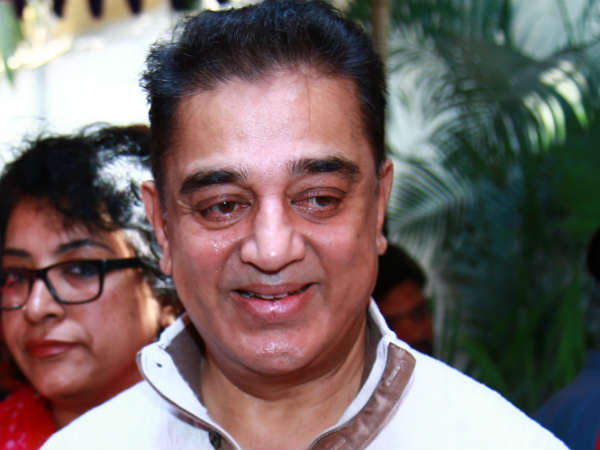 Kamal Haasan speaks out on women safety