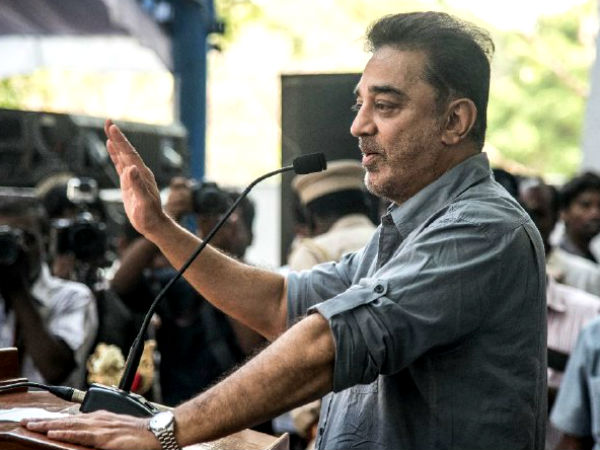 Kamal Haasan wants to die during public service