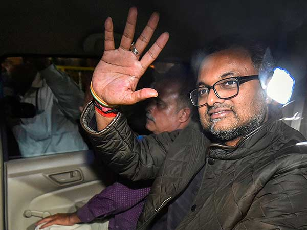 Delhi HC grants bail to KartiChidambaram in INXMedia case.
