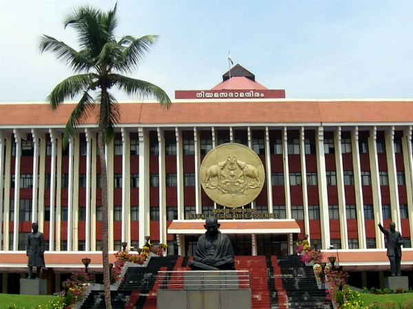 Congress MLA brings bomb to Kerala assembly
