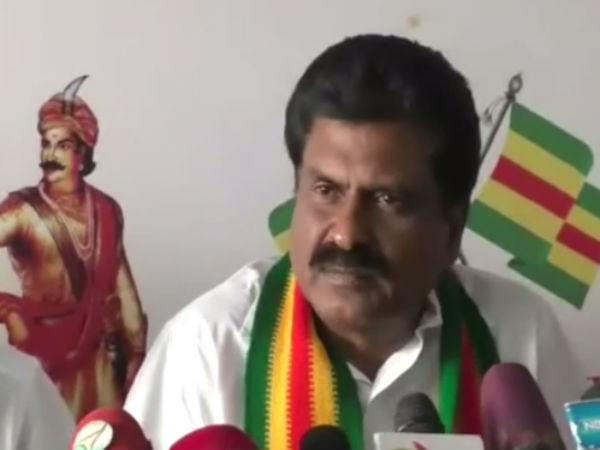 cauvery is getting polluted by dying factories says Eshwaran