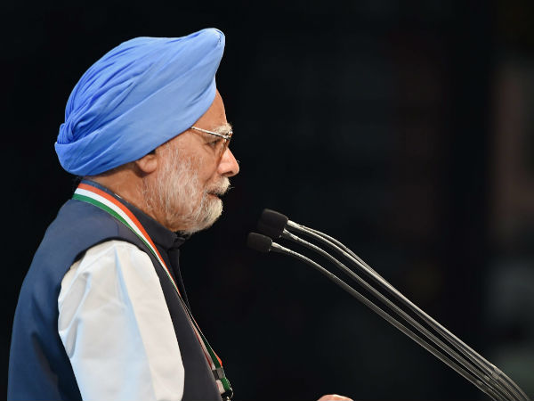 Modi Government failed at all says Manmohan Singh